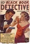 Black Book Detective Magazine, January 1939