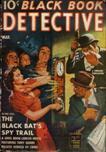 Black Book Detective Magazine, March 1940