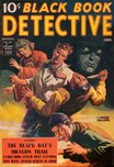 Black Book Detective Magazine, January 1941