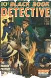 Black Book Detective Magazine, September 1942