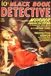 Black Book Detective Magazine, Fall 1945