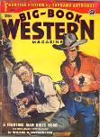 Big Book Western, July 1952