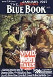 Blue Book, January 1927