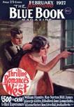Blue Book, February 1927