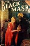 The Black Mask, August 1920