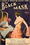 The Black Mask, April 1922