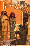 The Black Mask, August 1922