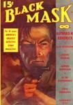 The Black Mask, January 1939