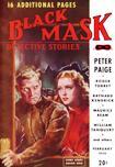 The Black Mask, February 1940