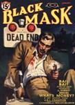 The Black Mask, January 1942