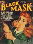 The Black Mask, May 1945