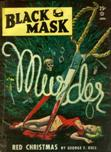 The Black Mask, January 1948