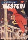 Blue Ribbon Western Magazine, December 1948