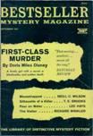 Bestseller Mystery Magazine, September 1959