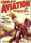 Complete Aviation Novel Magazine, May 1929
