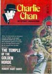 Charlie Chan Mystery Magazine, May 1974