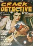 Crack Detective Stories, September 1942