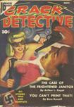 Crack Detective Stories, November 1942