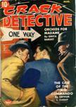 Crack Detective Stories, March 1943