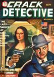 Crack Detective Stories, September 1943