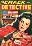 Crack Detective Stories, November 1943
