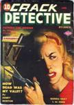Crack Detective Stories, January 1944