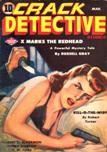 Crack Detective Stories, March 1944