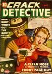 Crack Detective Stories, May 1944