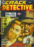Crack Detective Stories, July 1944