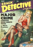Crack Detective Stories, May 1949