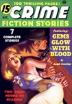 Crime Fiction Stories, February 1950