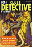 Clues Detective Stories, May 1936