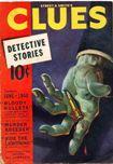 Clues Detective Stories, June 1940