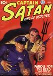 Captain Satan, April 1938
