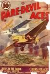 Dare-Devil Aces, February 1939