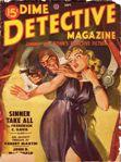 Dime Detective Magazine, September 1949