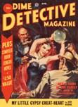 Dime Detective Magazine, August 1951
