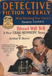 Detective Fiction Weekly, September 22, 1928