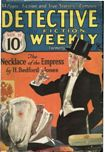 Detective Fiction Weekly, November 10, 1934