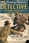 Detective Fiction Weekly, September 5, 1936