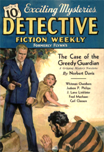 Detective Fiction Weekly, October 3, 1936