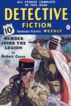 Detective Fiction Weekly, July 20, 1940