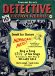 Detective Fiction Weekly, November 9, 1940