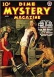 Dime Mystery Magazine, April 1938