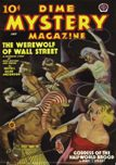 Dime Mystery Magazine, July 1938