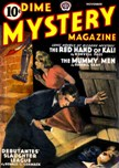 Dime Mystery Magazine, November 1940