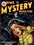 Dime Mystery Magazine, September 1946