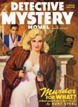 Detective Mystery Novel Magazine, Fall 1948