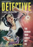 Detective Story Magazine, March 1942