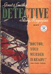Detective Story Magazine, May 1945